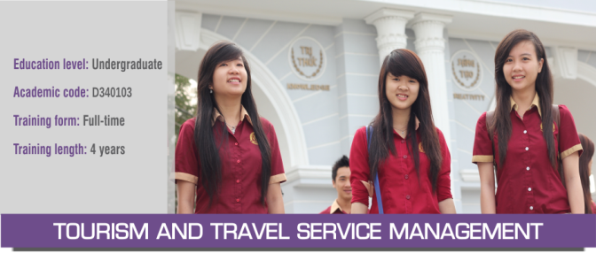 TOURISM AND TRAVEL SERVICE MANAGEMENT
