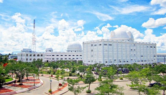 The council of science and training  Vo Truong Toan university